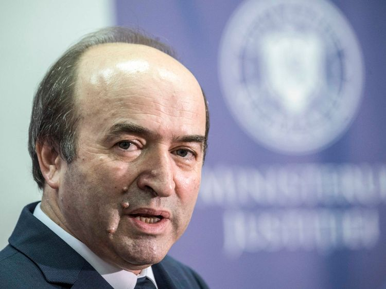 Romania Minister of Justice, Tudorel Toader, believes prosecutors don't want to put in the work