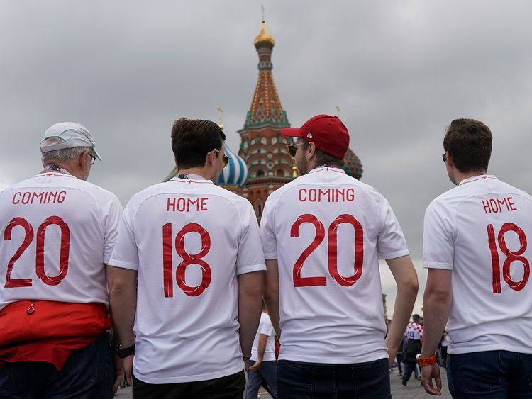 Russian Deputies Prioritize Visa-Free Entry Law for World Cup Fans