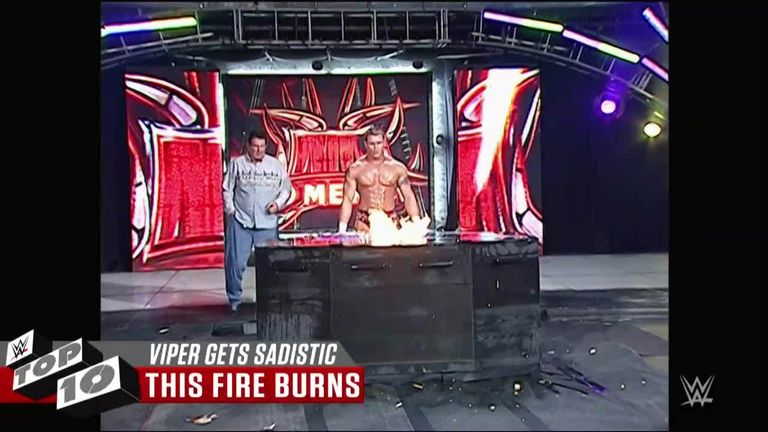 Randy Orton's top 10 sadistic moments