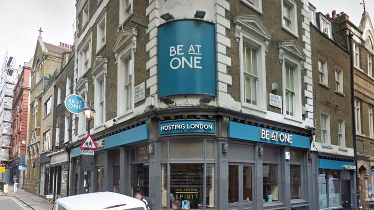 The Stonegate Pub Company is set to announce its purchase of the Be At One chain
