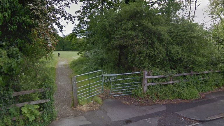 The incident took place off Wake Green Road in Billesley