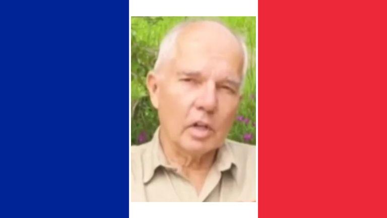 Nick Crane, France