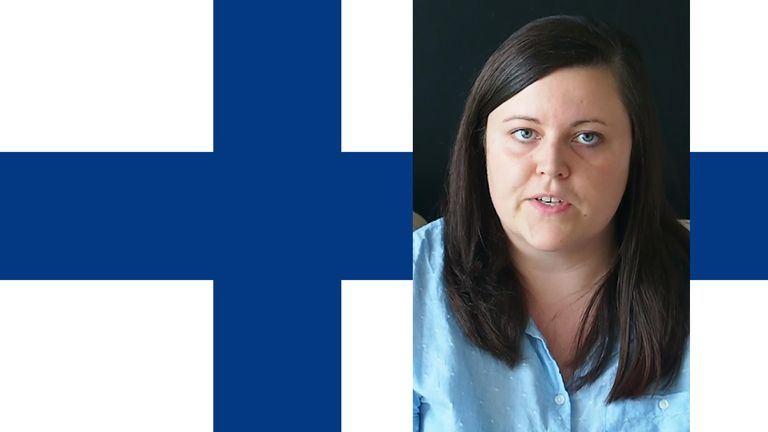 Lauren, Finland