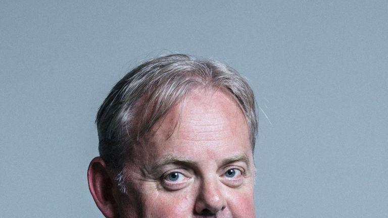 Guto Bebb resigned as a junior defence minister