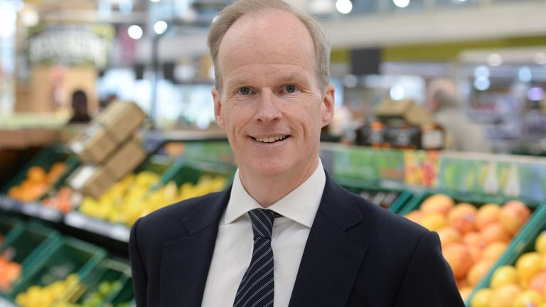 Charles Wilson was the chief executive of Booker Group before its £3.7bn takeover by Tesco.
