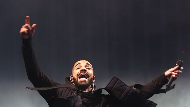 Drake delighted fans with a surprise half-hour set at Wireless Festival