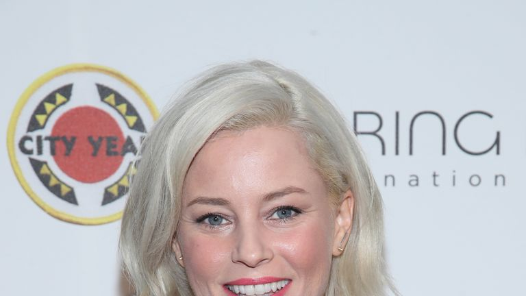 Actress, producer and director Elizabeth Banks