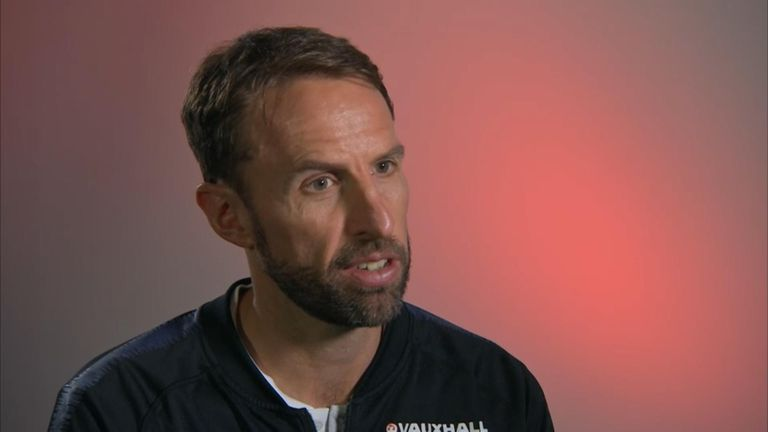 Gareth Southgate tells Sky News the team will continue to improve