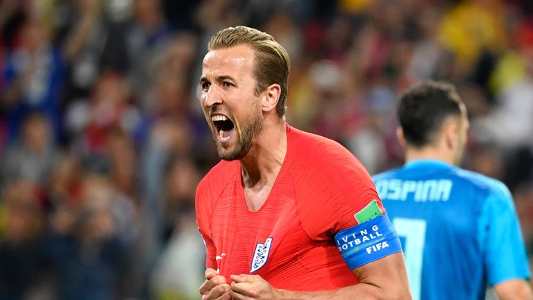 England's Harry Kane is regarded as one of the best strikes in the world
