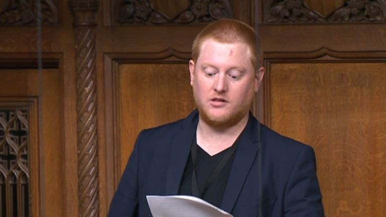 Jared O'Mara MP