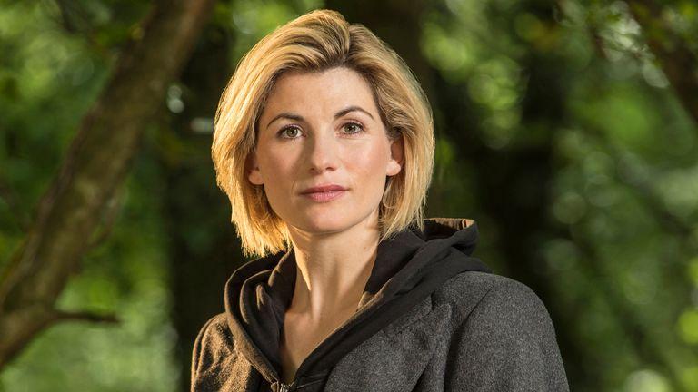 Jodie Whittaker.  Pic: BBC / Colin Hutton