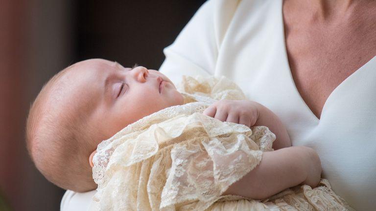 Pangeran Louis akan dibaptis hari ini