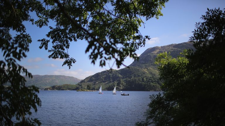 The Lake District is England's largest National Park and a World Heritage Site