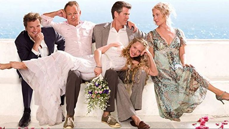 It's been ten years, but Mamma Mia! is back for a second sing-song. Pic: Universal Pictures