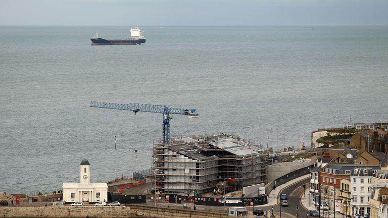 Margate, in Kent, is a popular seaside resort