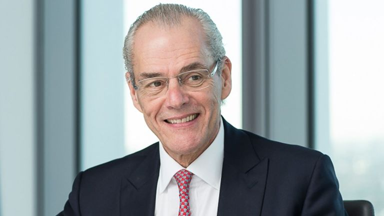 Martin Scicluna is currently the chairman of RSA. Pic: RSA