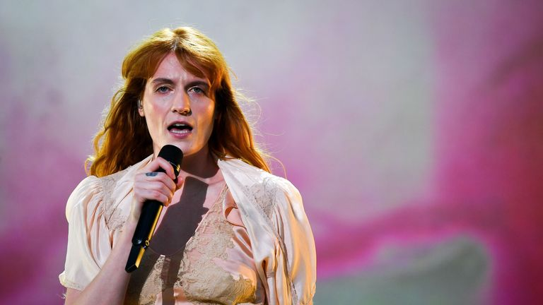 Florence + the Machine scored their 3rd Mercury nomination