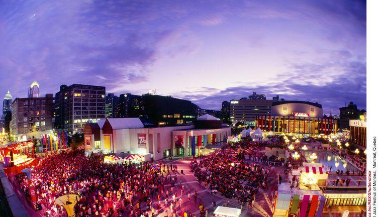 International Jazz Festival of Montreal
