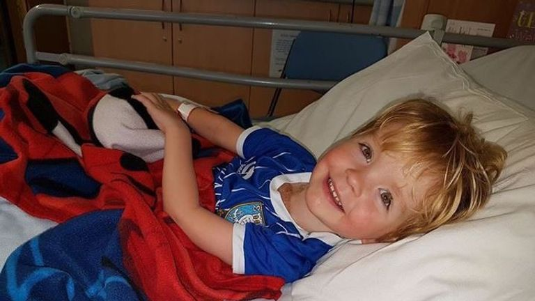 I don't know really where to start with #MyNHSStory but these pictures will show you what a fantastic job our doctors, nurses and surgeons do everyday. Two heart surgeries later and Jack is fighting fit. Saved my sons life and inspired him to give back #FutureDrPayne