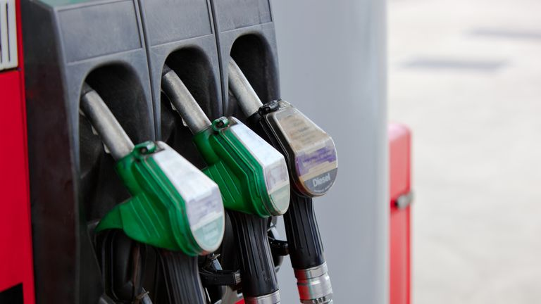 Fuel duty to be frozen for a ninth year in a row | Politics News