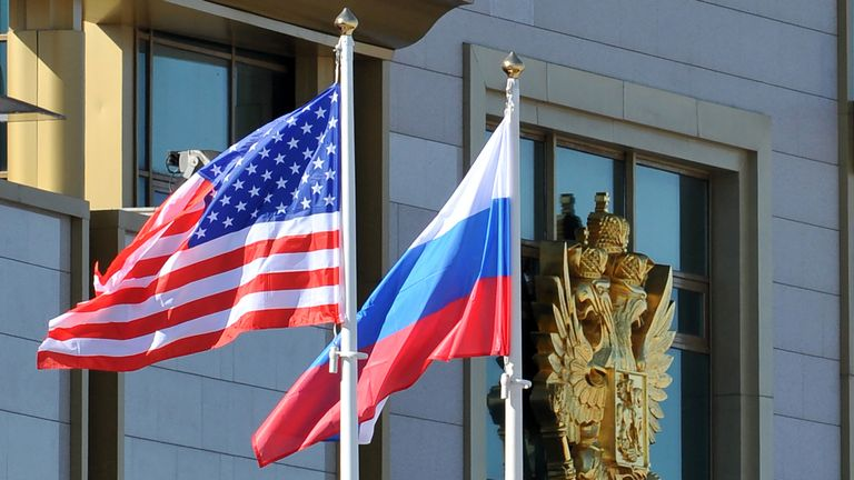 The charges come as the relationship between Russia and America is placed under a microscope