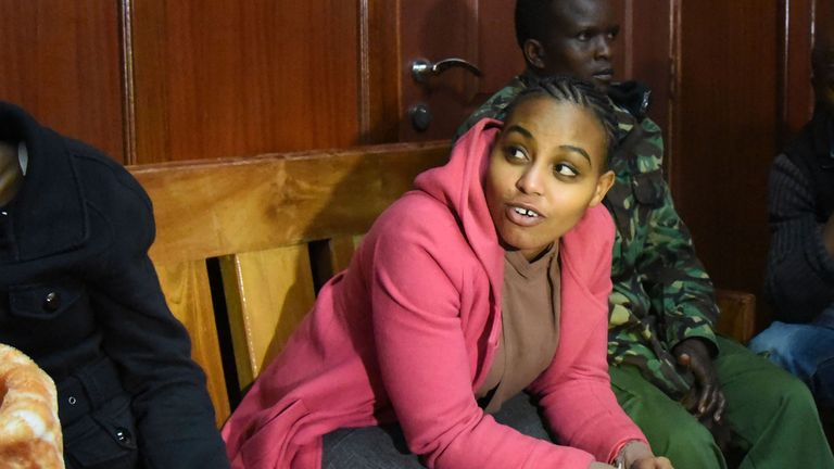 The judge accused Kamande of manipulative behaviour