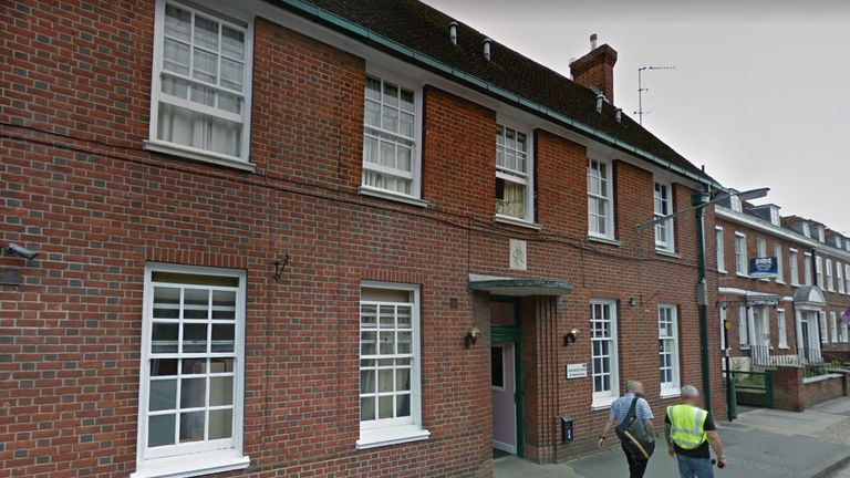 John Baker House, Rolleston Street, Salisbury. Pic: Google Street View