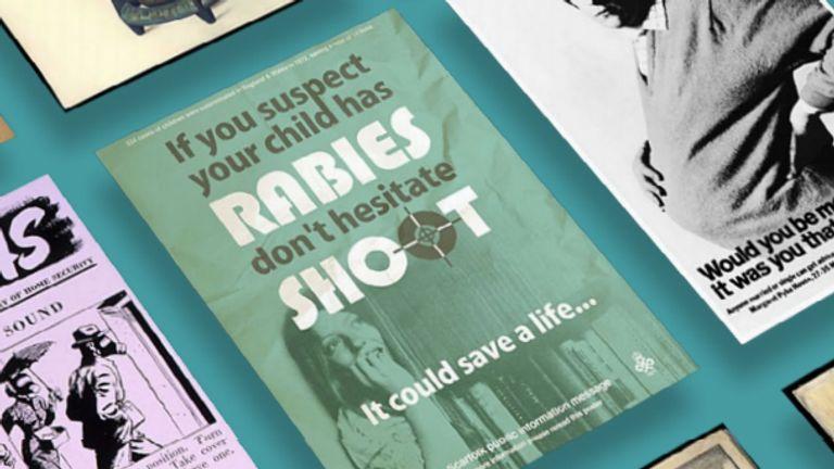 The Scarfolk Council leaflet published in Civil Service Quarterly