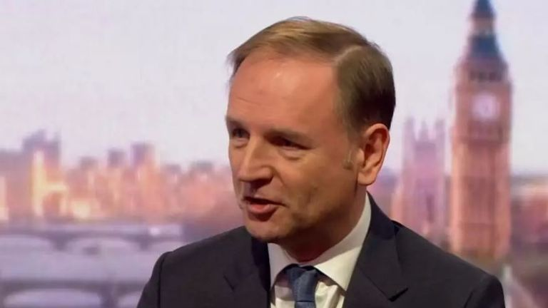 Simon Stevens has attacked the placing of cosmetic surgery ads alongside Love Island