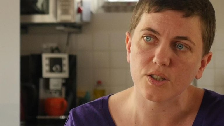 Activist Hannah Clarke says women are vulnerable in prisons, hospitals, refuges