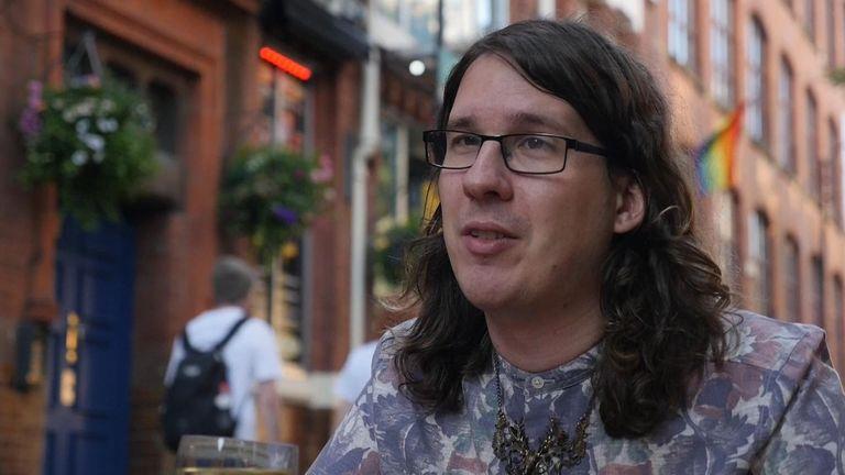 Jess Bradley saysit is a 'hostile time' for the transgender community