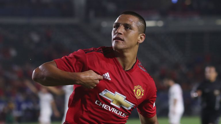 Alexis Sanchez wishes Man United had signed 'many more world class players'