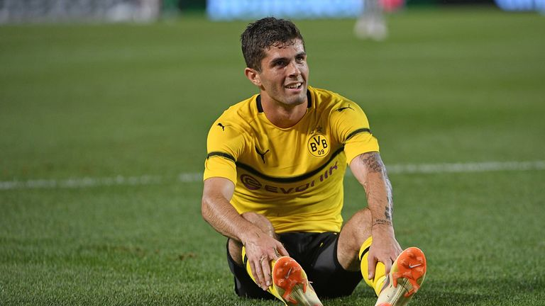 Pulisic: Dream to play in PL