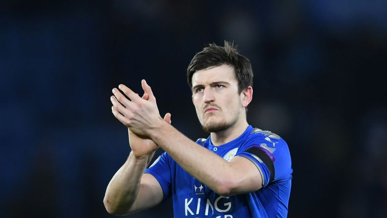Claude Puel is confident Harry Maguire will remain at Leicester
