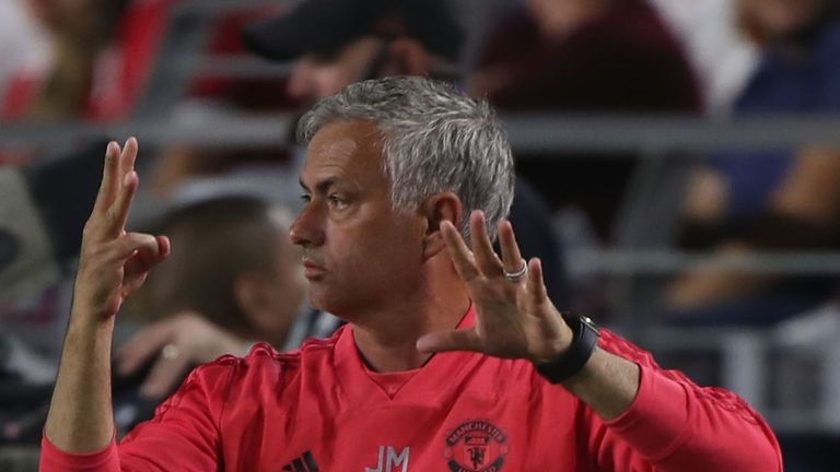 Man Utd: Jose Mourinho finds some harmony at last - Dublin