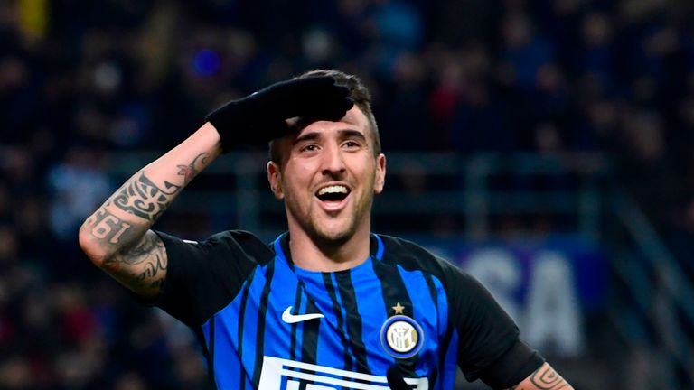 Chelsea are in talks to sign Matias Vecino from Inter Milan