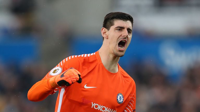 Jamie Redknapp thinks Chelsea should sell Thibaut Courtois, while Danny Murphy believes they will keep Eden Hazard at the club