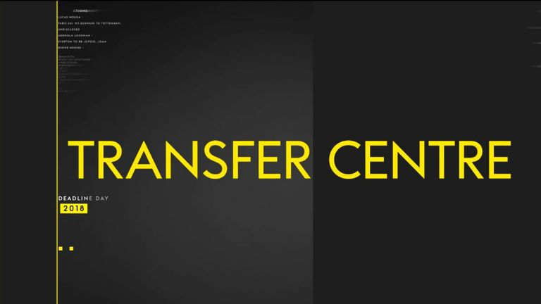 The Transfer Centre rounds up of all the latest summer transfer stories from Sky Sports News