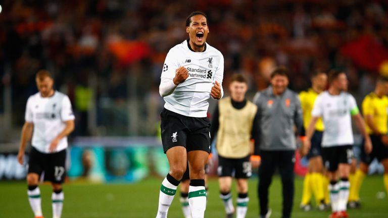 1:29                                            Virgil Van Dijk says the Liverpool squad are capable of competing for both domestic and European honours ahead of the