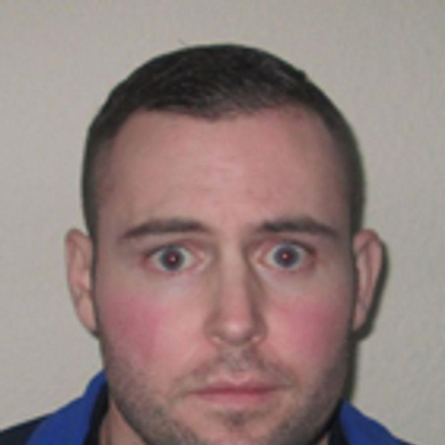Jonathan Kelly. Pic: Police Scotland
