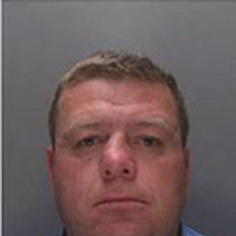Mark Francis Quinn. Pic: Police Scotland