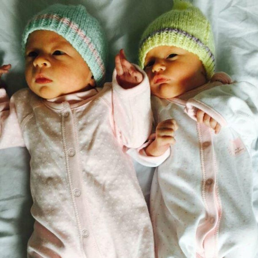 Michael Adams - They saved our daughter  The instinct and skills of the marvellous NHS workers of Winchester and Southampton hospitals saved our beautiful daughter back in November 2012.   And then the NHS staff at Winchester hospital were amazing throughout the pregnancy, delivery and first week for these little beauts in July 2015.