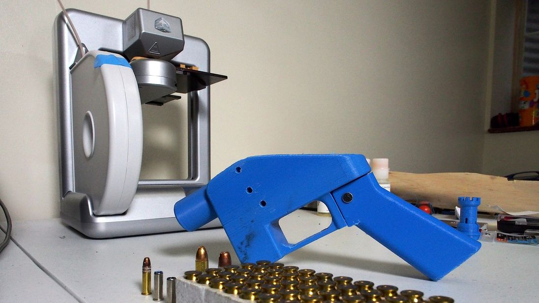NJ attorney general: Plans to release 3D gun blueprints put on hold