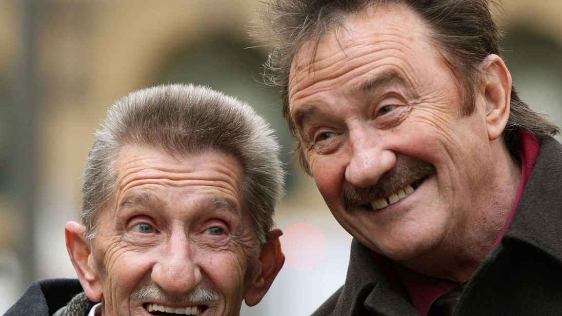 Chuckle Brothers death: Barry Chuckle dies aged 73