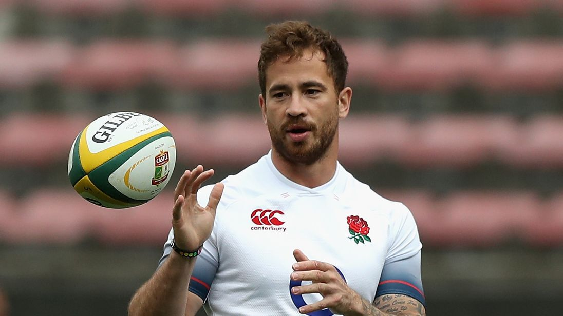 England rugby star Cipriani charged with assaulting police