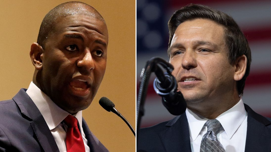 Racist robocall targets Andrew Gillum in Florida governor's race