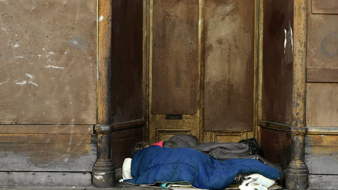 100m plan to take thousands of homeless people off the streets