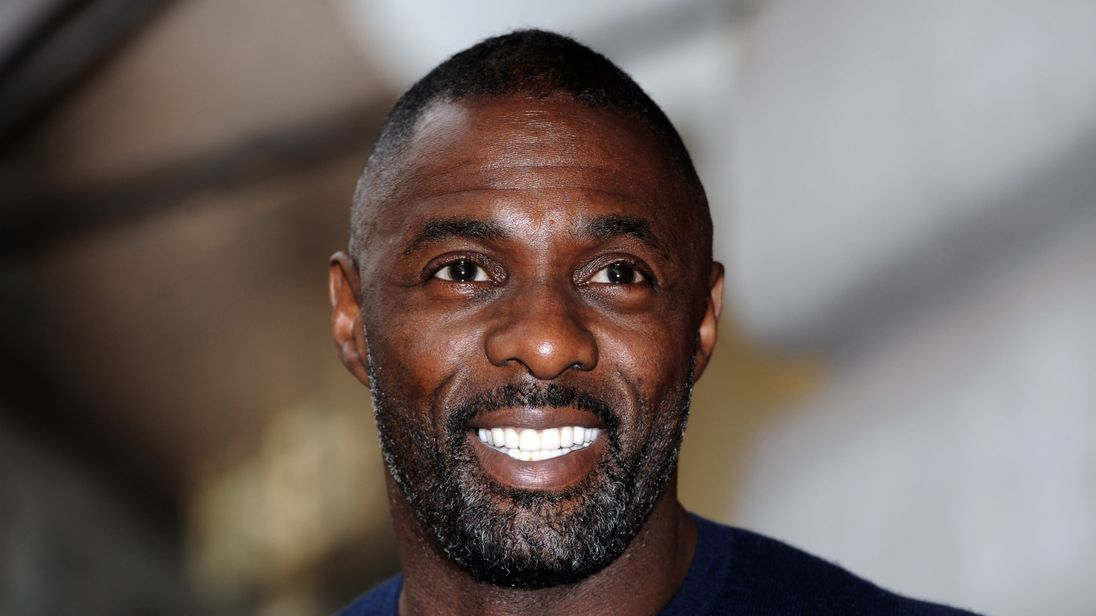 Idris Elba adds to speculation he could be the first black James Bond