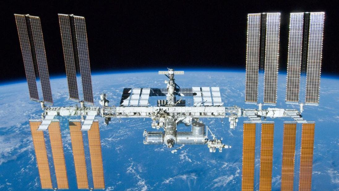 Leak detected in Russian segment of International Space Station, repaired