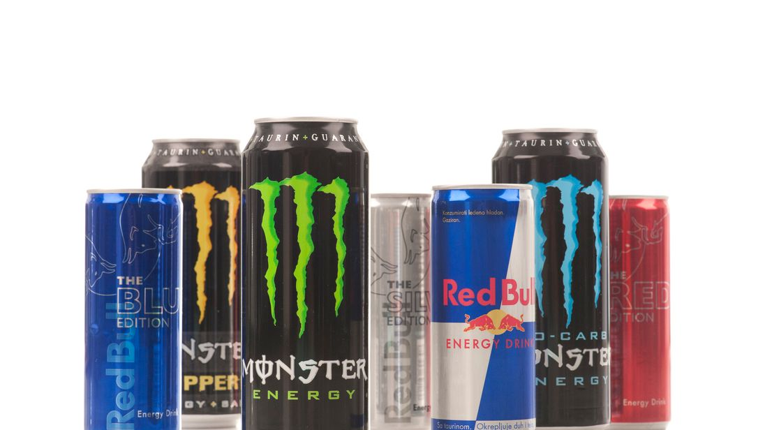 Higher consumption of energy drinks can kill